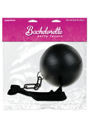 Bachelorette Party Favors The Old Ball And Chain Black