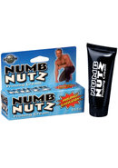 Numb Nutz Prolong Cream .5 Ounce Tube