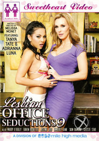 Lesbian Office Seductions 09