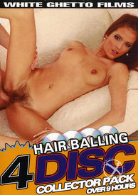 Hair Balling Collector Pack {4disc}