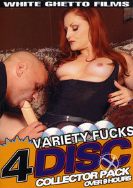 Variety Fucks Collector Pack{4 Disc}