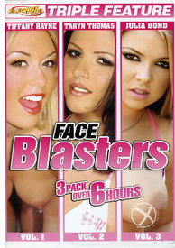 Face Blasters 01-03 {3 Disc Set}