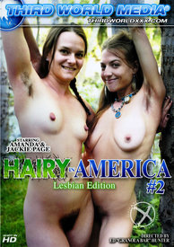 Hairy In America 02 Lesbian Edition
