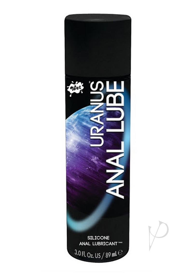 Uranus Anal Lube 3.1 Ounces Silicone