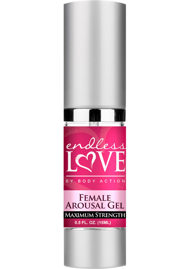 Endless Love Female Arousal Gel Maximum Strength .5 Ounce