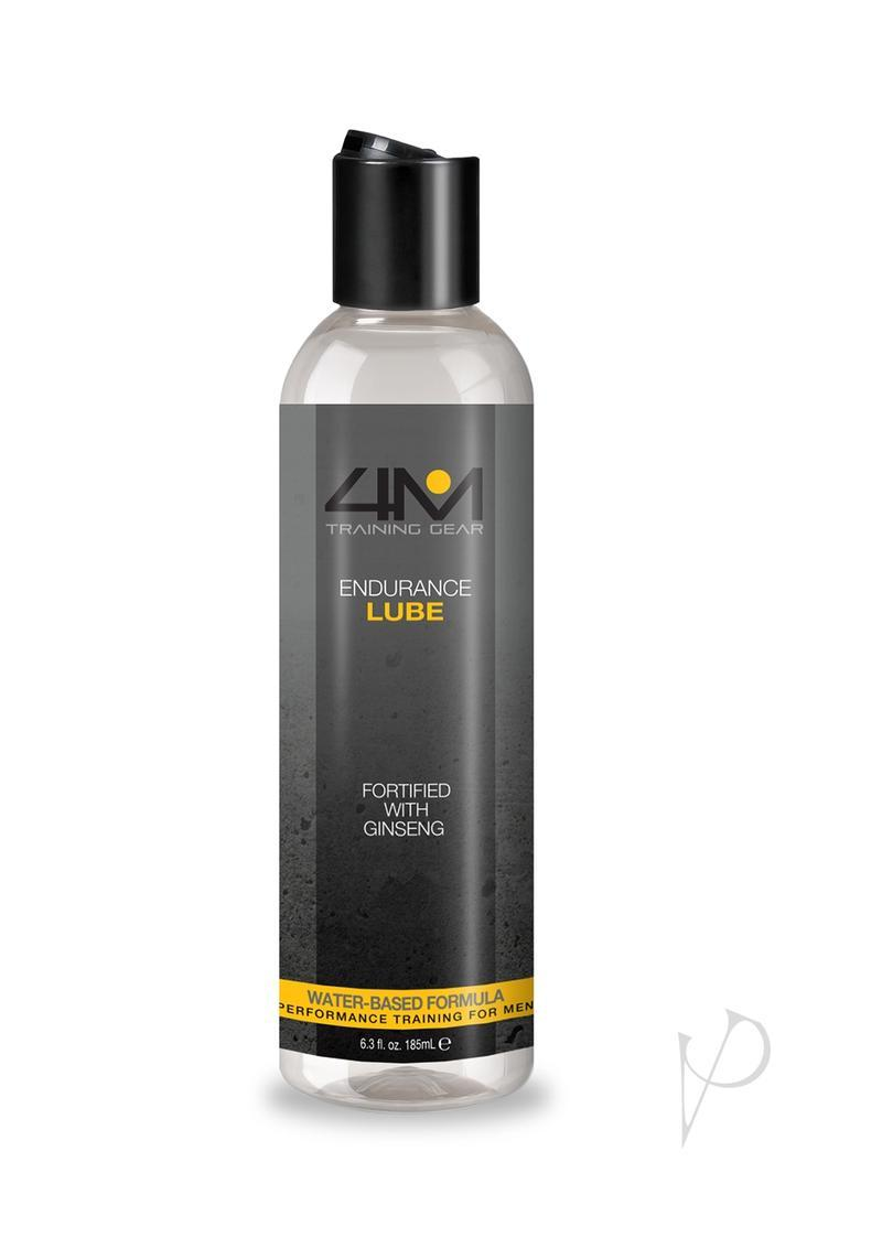 4m Endurance Lube With Ginseng 6.3 Ounces